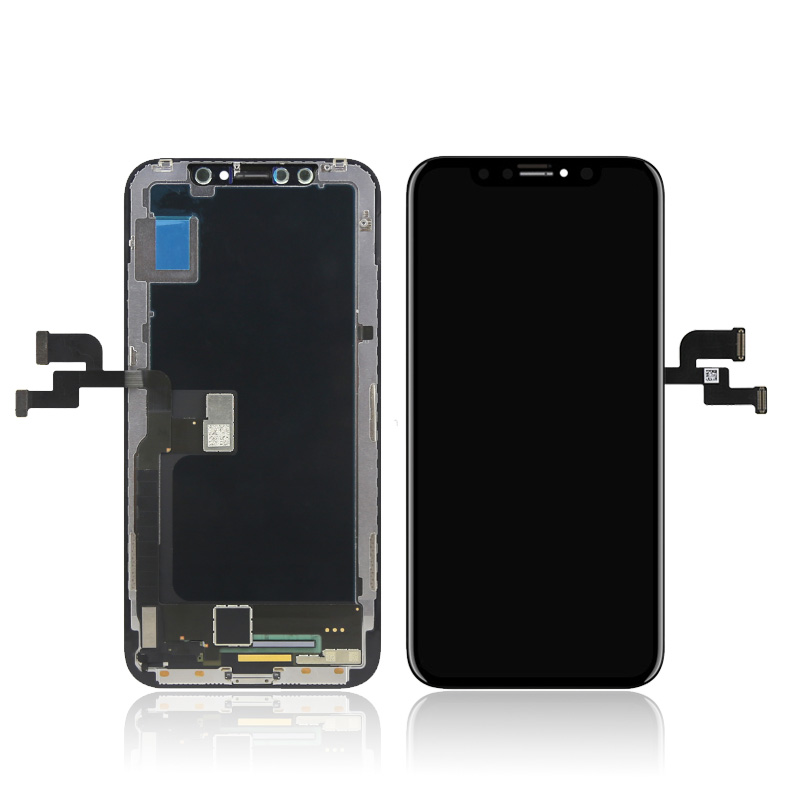 super popular dcc28 cb803 IPHONE X LCD